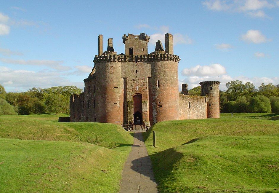 Caerlaverock Castle 2